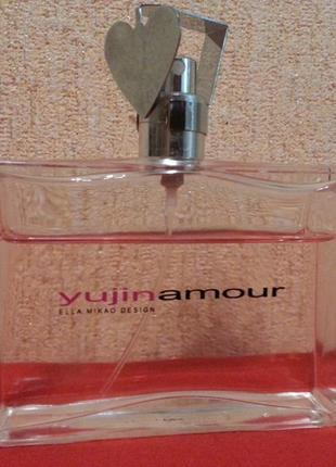 Туалетная вода еlla mikao yujin amour