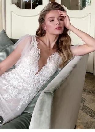 Свадебное платье pollardi