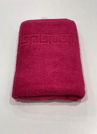 Полотенце банное махровое 100% хлопок