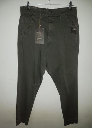 Распродажа - крутые мужские штаны с мотней alcott, италия - 30 р-р - на с