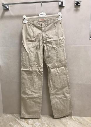 Спортивные брюки штаны бежевые от outventure размер s