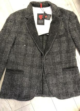 Шерстяной пиджак strellson sportswear