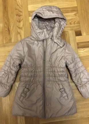 Невероятно тёплая зимняя куртка для девочки известной польской фирмы wojcik