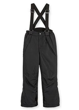 Лыжные штаны xs 34 термо брюки подростковые, crane германия