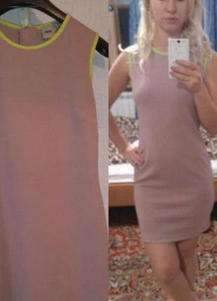 Платье неопрен asos