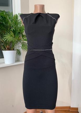 Нарядное платье футляр