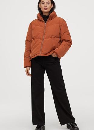Объемная дутая куртка