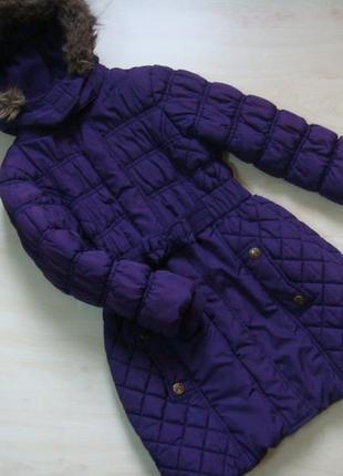 Теплое пальто 5лет