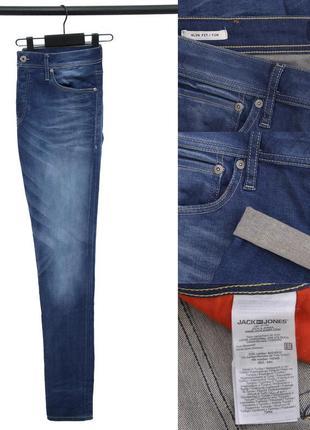 Завужені джинси jack & jones