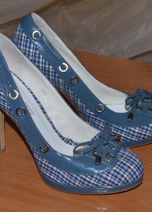 Туфли фирмы ANTONIO BIGGI, размер 37