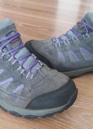 Кожаные ботинки,кроссовки от  karrimor