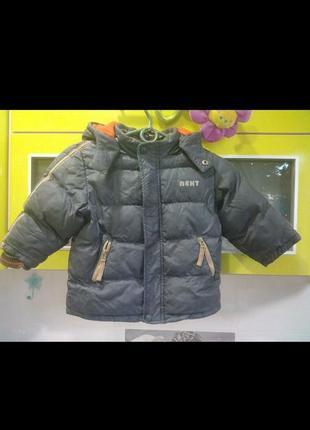 Зимняя курточка фирмы next 86-92
