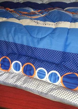 Красивое 2-х спальное одеяло!!! производство украина!