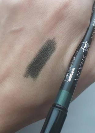Карандаш shany slim eyeliner - riseup