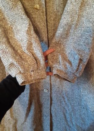 Пальто в пол м