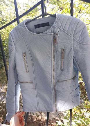 Косуха zara куртка