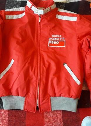 Esso куртка мото (мотоциклетная)