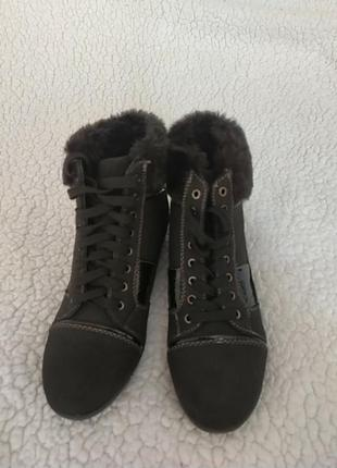 Демисезонные ботиночки из италии