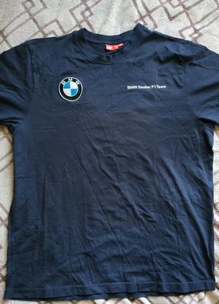 Puma bmw футболка новая оригинальная xxl ,( 52 размер)