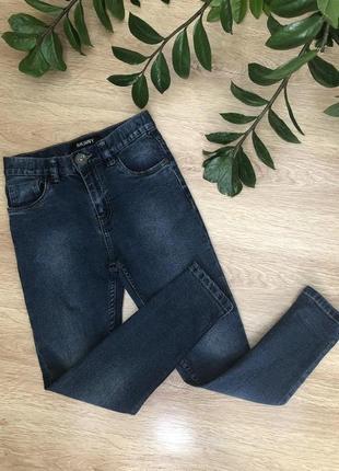 Стильные джинсы sklnny 8-9 лет