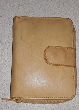 Кожаный кошелек индия