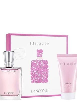 Дорогая классика набора lancome miracle 30 ml