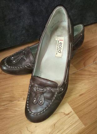 Туфли осенние 37 р