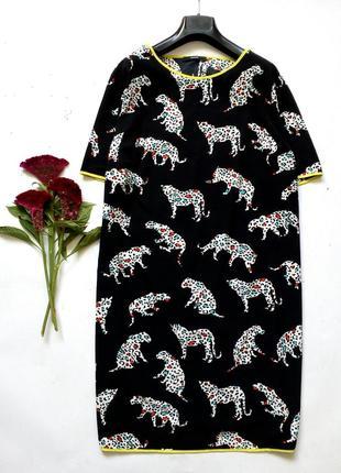 Красивое платье прямого кроя 20