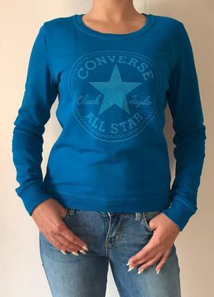 Converse all star/батник/свитшот/лонгслив