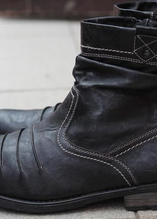 Шикарные демисезонные легкие ботинки, германия
