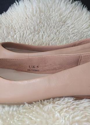 Mark's & spenser туфлі балетки