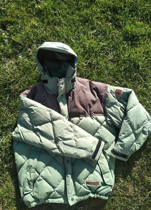 Пухова куртка