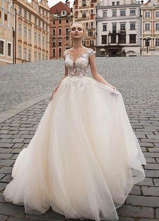 Весільна сукня anna sposa