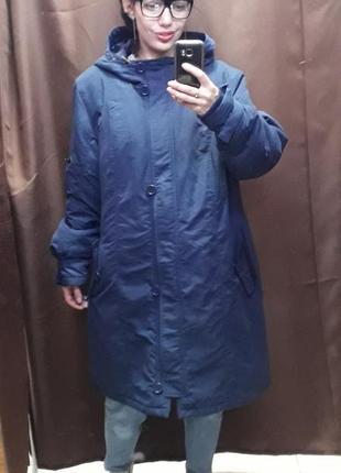 Стильная красивая куртка sheego