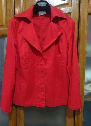 Куртка -пиджак стрейч наш 48-50-52 р-р