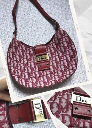 Шикарная сумка dior