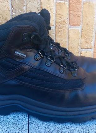 Трекинговые ботинки gore-tex