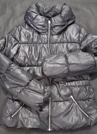 Тепла  зимова куртка h@m