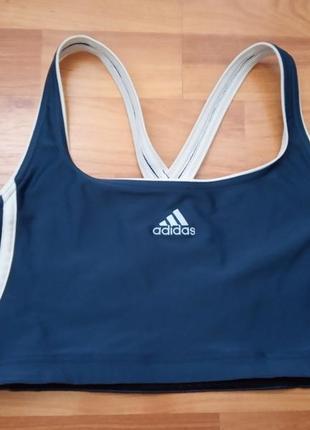 Adidas спортивный топ