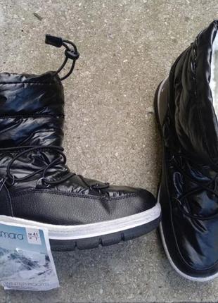 Сапоги ботинки дутики esmara германия 37 размер