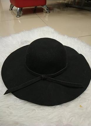 Шляпа теплая