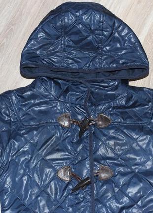 Стильная куртка дафлкот