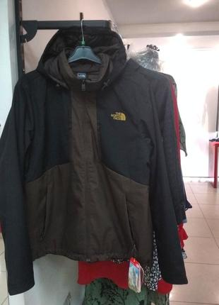 Зимняя куртка the north face apex elevation jacket primaloft