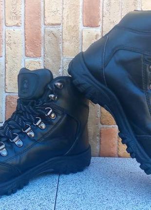 Ботинки gelert leather brown