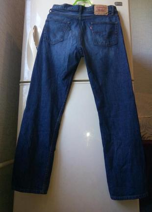 Levis 751 – джинсы с завышенной талией.