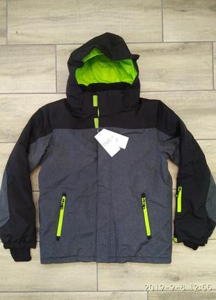 Термо куртка зимняя ovs италия