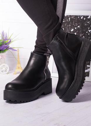 Стильные ботиночки деми3 фото