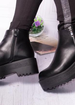 Стильные ботиночки деми5 фото