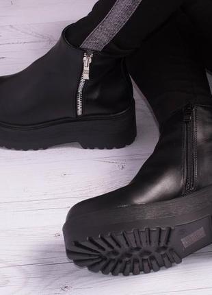 Стильные ботиночки деми7 фото
