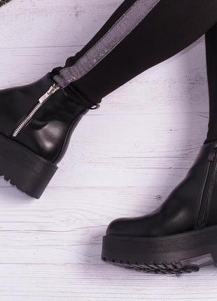 Стильные ботиночки деми8 фото